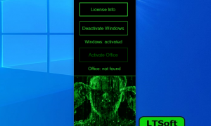 Microsoft windows 10 & office Activator free download