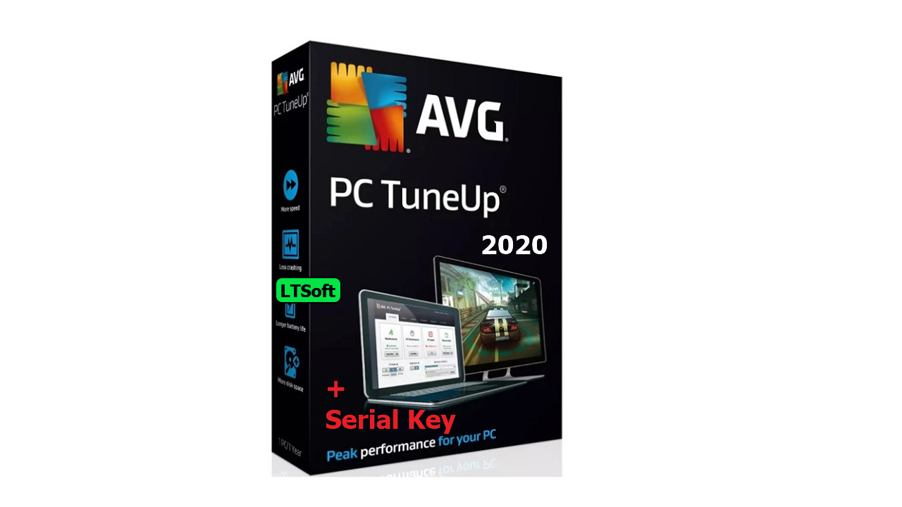 Avg Pc Tuneup Pro 2020 V20 4 Keys Free Download Lt Soft