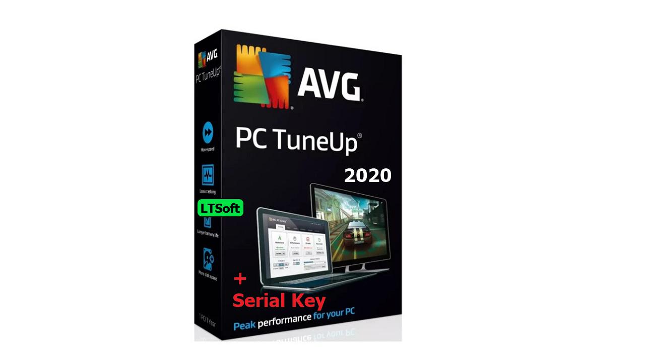 Avg Pc Tuneup Pro 2020 V20 4 Keys Free Download Lt Soft