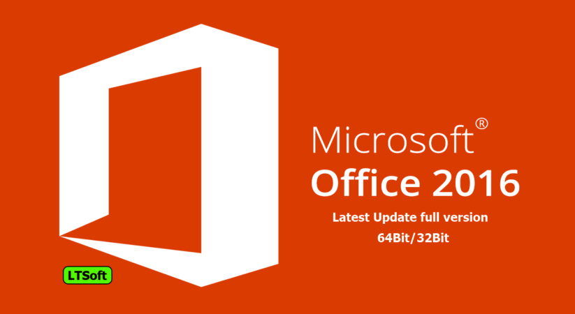 Microsoft Office 2016 Pro Plus latest version free download