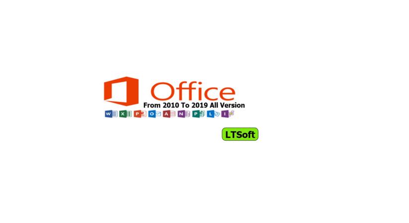 Microsoft Office for mac & Windows All latest version
