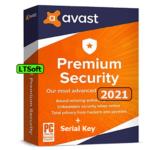 Avast Premium security 2021+Key/License file download