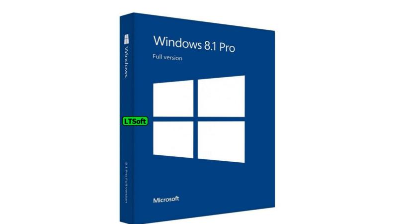 Windows 8.1 Pro iso file 2021 Update