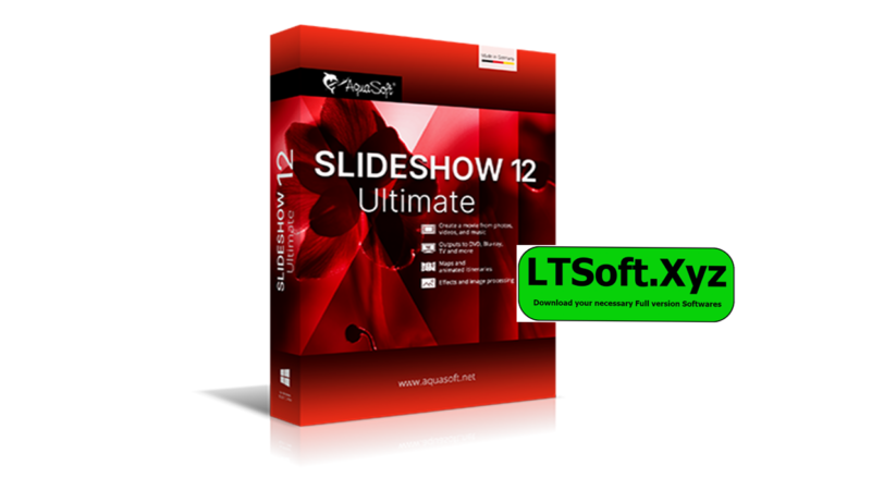 AquaSoft SlideShow Ultimate 2021 full version free download