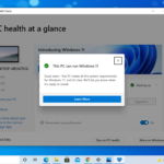 Windows PC Health Check 2.3 latest